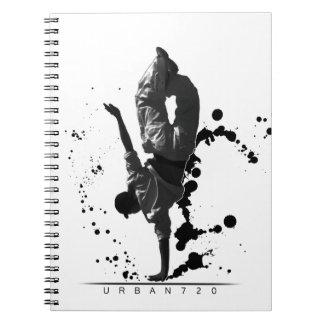Urban Dance Notebook