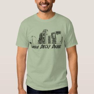 Urban Decay Diaries T-shirt
