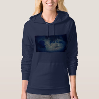Urban Decay Heart Womens Pullover Hoodie