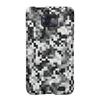 Urban Digital Camouflage Galaxy S2 Cases