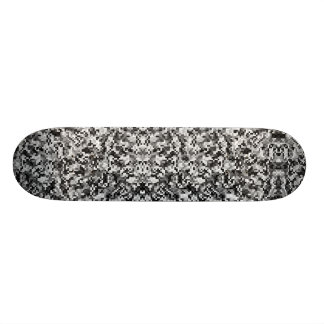 Urban Digital Camouflage Skateboards