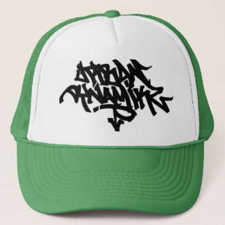 urban dynamiks trucker hat