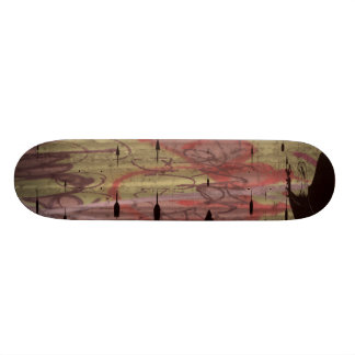 Urban Eagle Graffiti Skateboards