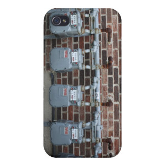 Urban Electric Meters Photo iPhone 4/4S Case