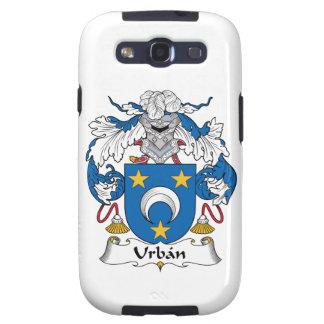 Urban Family Crest Galaxy S3 Case