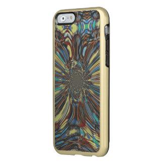 Urban fantastic masculine water colors design incipio feather® shine iPhone 6 case
