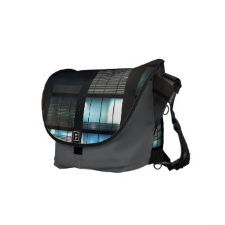 Urban Fantasy: Life Working in the Skyscrapers Commuter Bag