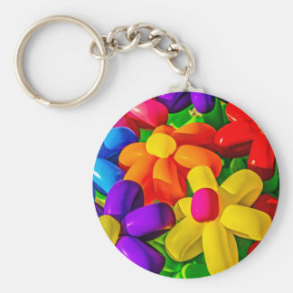 Urban Flowers Key Ring