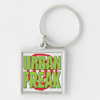 Urban Freak G Keychain