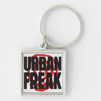Urban Freak Keychain