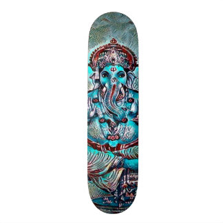 Urban Ganesha Rave Element Custom Pro Board Skate Decks