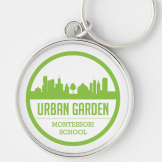 Urban Garden Montessori Key Chain