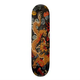 Urban Ghost Samurai Dragon Element Pro Board Skate Board Decks