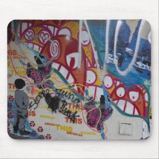 Urban Graffiti Mousepad