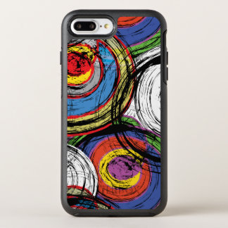 Urban Graffiti Swirl OtterBox Symmetry iPhone 8 Plus/7 Plus Case