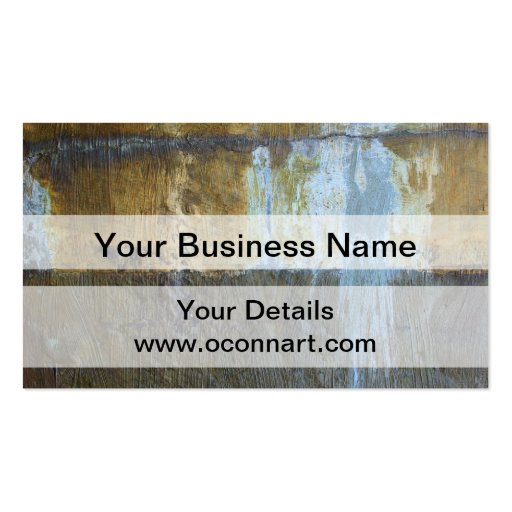 Urban grunge abstract pattern business card templates