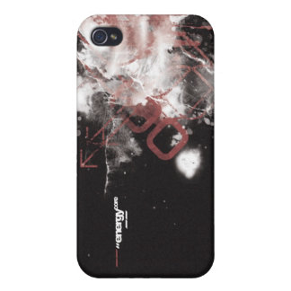 Urban grunge case cover for iPhone 4
