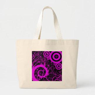 Urban/Grunge Pink Decor - Template Tote Bag