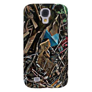 Urban Grunge Trash - Rusted Garbage Samsung Galaxy S4 Case