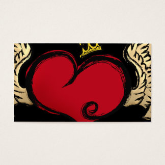 Urban Heart Designer Business Card