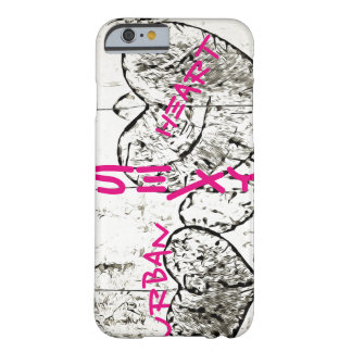 Urban Heart - iPhone 6/6s, Barely There Phone Case