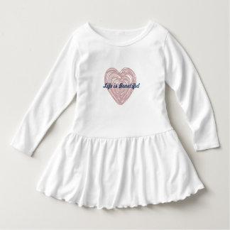 Urban Heart Toddler Dress