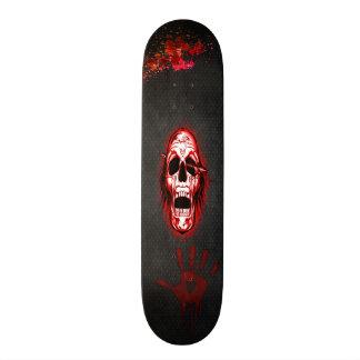 Urban Hood Zombie Element Custom Pro Park Board 19.7 Cm Skateboard Deck