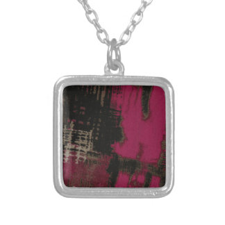 Urban Hot Pink Necklace