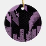 urban industrial ornaments