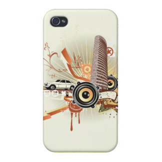 Urban Iphone Cover iPhone 4/4S Cover