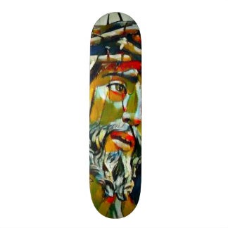 Urban Jesus Element Custom Pro Park Board Skateboard Deck