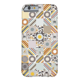 urban jungle squares barely there iPhone 6 case