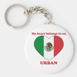 Urban Keychains