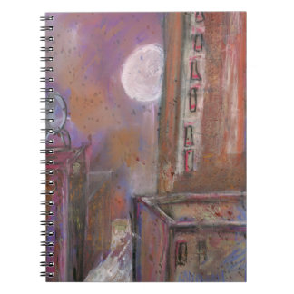 Urban lanscape notebook