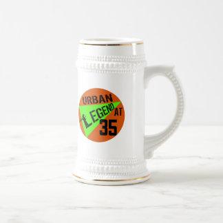 Urban Legend 35th Birthday Gifts Beer Steins
