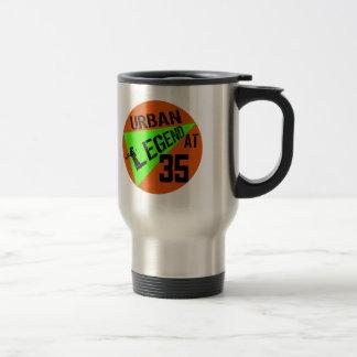 Urban Legend 35th Birthday Gifts Mug