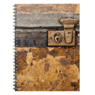 Urban lock journal notebooks