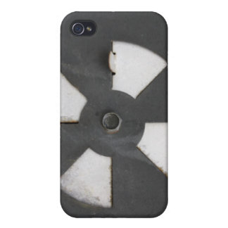 Urban Metal Grill Vent iPhone 4/4S Cases