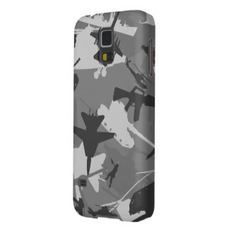 Urban Military Camouflage Galaxy S5 Cover