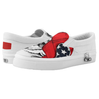 Urban Monkey slip on shoes Printed Shoes