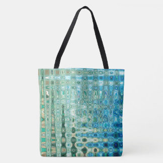 Urban Oasis Tote Bag by Artist C.L. Brown