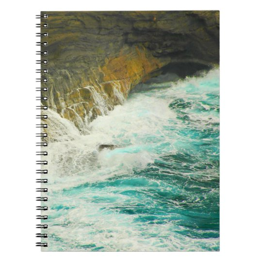 Urban Ocean Notebook