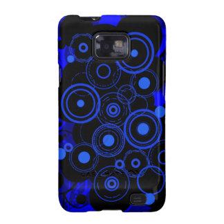 Urban of Blue-Black Samsung Galaxy S2 Cases