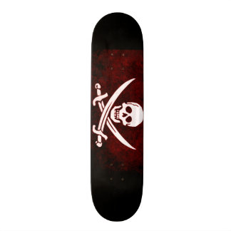Urban Pirate Grunge Custom Pro Park Board Custom Skate Board