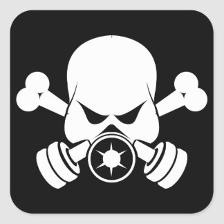 Urban Pirate Stickers