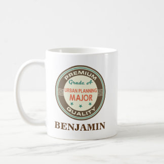 Urban Planner Personalized Office Mug Gift