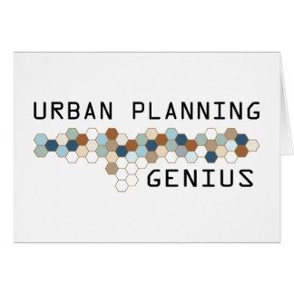 Urban Planning Genius Cards