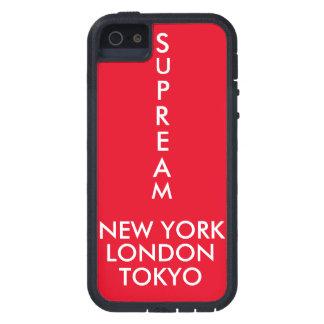 Urban Print Protective iPhone 5 case