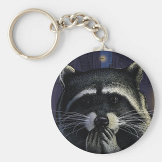 Urban raider key ring