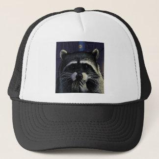 Urban raider trucker hat